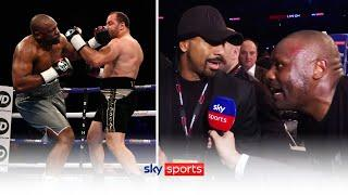 When Derek Chisora landed a HUGE KO and then called out David Haye | Fight Rewind