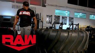 Bobby Lashley shows off his incredible strength: Raw, April 20, 2020