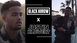 ROOTS TO ROMA | Black Arrow FC x Justin Kluivert