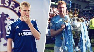 Kevin De Bruyne started from the bottom, now he's here | Oh My Goal