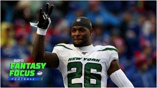 Are Le'Veon Bell's days as a top 10 RB over? | Fantasy Focus Live!