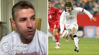 Storytime: Kyle Martino remembers USMNT debut | Premier League | NBC Sports