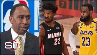 Stephen A. says the NBA Finals are over for the Heat | SportsCenter