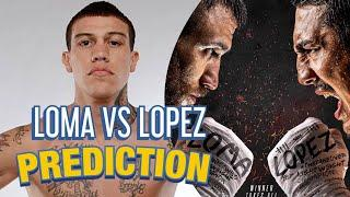 """""""[Teofimo Lopez] is gonna give Lomachenko a taste of his own Medicine!"""" Gabe Rosado PREDICTS WINNER"""