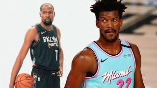 KD & The Nets? Jimmy & The Heat? Which Eastern Conference Team Can Dethrone The Lakers Next Season