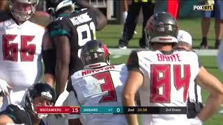 NFL 2019-20  Week 13   Buccaneers -- Jaguars     Condensed Game