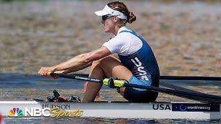 Olympic ticket punched! Kara Kohler books spot in Tokyo with single sculls win   NBC Sports