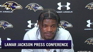 Lamar Jackson: The Game Has Slowed Down | Baltimore Ravens