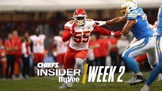 Prepare for the Los Angeles Chargers | Hy-Vee Chiefs Insider Week 2