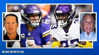 Vikings Offseason Outlook: Why Kirk Cousins can lead the team to the Super Bowl | CBS Sports HQ