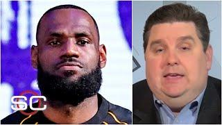 Brian Windhorst explains why LeBron James is buying part of the Boston Red Sox | SportsCenter