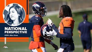 ESPN's Mina Kimes on Drew Lock, Jerry Jeudy and expectations for the Broncos