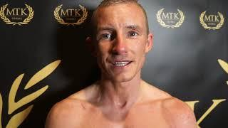 'F****** RIGHT I'D FIGHT INOUE' - PAUL BUTLER REACTS TO BEATING RYAN WALKER / WANTS WORLD TITLE SHOT