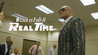 EXCLUSIVE Inside the Wilder and Fury Fighter Meetings | Wilder vs Fury II : REAL TIME - Episode 10