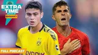 Americans Abroad: Pulisic Inspires Chelsea Comeback & Gio Reyna is The 'American Dream'