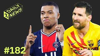 Messi & Ronaldo OUT, Mbappe & Haaland IN!