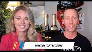 Charlotte through the eyes of Cole Pearn | NASCAR