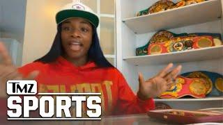 Claressa Shields Says Boxing Is Sexist, Move to MMA All About Money | TMZ Sports