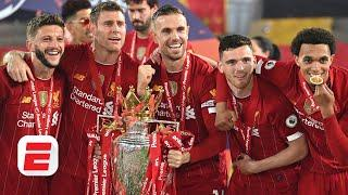 'How could you not pick Liverpool?!' Steve Nicol insists the Reds will retain the title | ESPN FC
