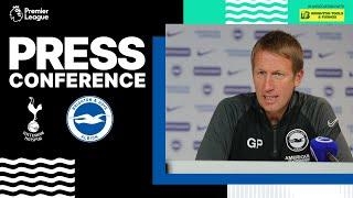Graham Potter's Spurs Press Conference