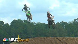 Pro Motocross Round No. 7 WW Ranch (Moto 1s) | EXTENDED HIGHLIGHTS | 9/26/20 | Motorsports on NBC