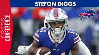 """Stefon Diggs: """"Looking Forward To The Opportunity"""" 
