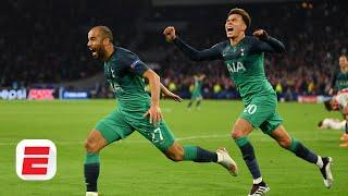 On This Day: Lucas Moura's hat trick vs. Ajax sends Tottenham to UCL final in 2019 | ESPN FC
