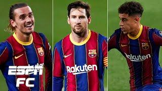 Is Lionel Messi hindering Antoine Griezmann and Philippe Coutinho at Barcelona? | Extra Time