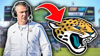 BREAKING: URBAN MEYER IS OFFICIALLY THE NEXT HEAD COACH  OF THE JACKSONVILLE JAGUARS