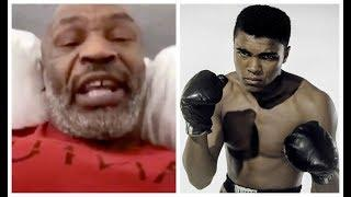 MUHAMMAD ALI v MIKE TYSON - IRON MIKE TYSON ON HOW HE WOULD HAVE FOUGHT AGAINST 'VICIOUS ANIMAL' ALI