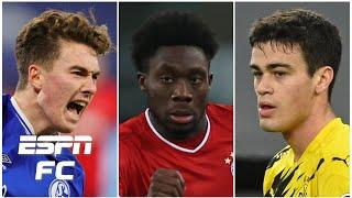 USMNT & Canadian powerhouses making significant impacts in the Bundesliga | ESPN FC