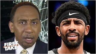 Stephen A. to Kyrie Irving: What do you mean you don't need a coach?! | First Take
