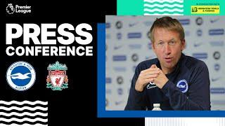 Graham Potter's Liverpool Press Conference
