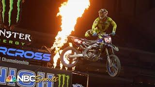 Supercross: Best moments from Rounds 4-6 at Indianapolis | Motorsports on NBC