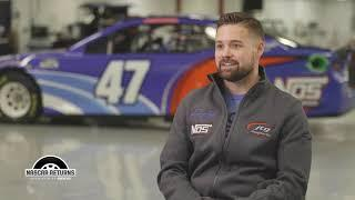Stories of NASCAR Returns, Episode 3: Return of the Driver
