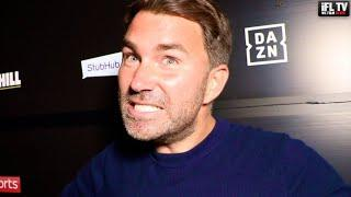 'LET'S DO FURY-WHYTE IN MY GARDEN ON PPV - CANCEL THE WILDER FIGHT' - EDDIE HEARN / REACTS TO SHOW