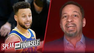 Curry is better than ever & still capable of winning title — Broussard | NBA | SPEAK FOR YOURSELF