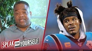 Cam isn't interested in being backup. It's hurting his career — Whitlock | NFL | SPEAK FOR YOURSELF