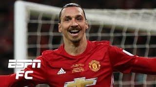 Is Zlatan Ibrahimovic Manchester United's best signing since Sir Alex Ferguson left? | ESPN FC