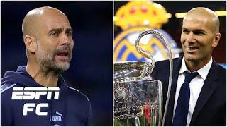 Pep Guardiola needs to be more like Zinedine Zidane to win the Champions League - Ogden | ESPN FC