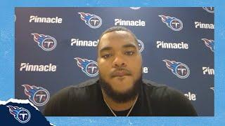 Jeffery Simmons: I'm Going to Bring the Best of Me