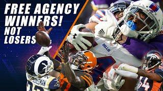 Biggest Free Agency Winners (So Far)