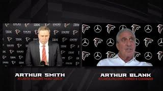 Head Coach Arthur Smith Full Introductory Press Conference