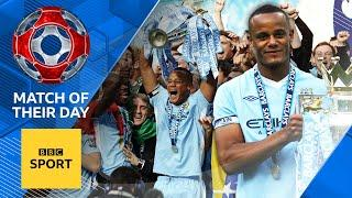 Vincent Kompany says Manchester United 'threw away' title in 2012 | MOTD