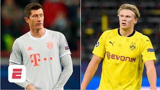 Bayern Munich vs. Dortmund: What to expect from Robert Lewandowski and Erling Haaland | ESPN FC