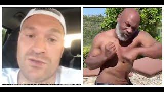 TYSON FURY REVEALS WHAT HE TOLD MIKE TYSON OVER COMEBACK & THE OFFER MADE TO FIGHT HIM -FURY v TYSON
