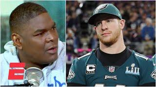 What will Carson Wentz's legacy be with the Eagles? | Keyshawn, JWill & Zubin