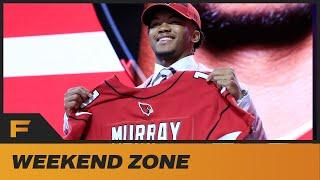 NBA And MLB's Big Issue, Kyler Murray Claps Back And Washington Football Takes L Of The Week | WZ