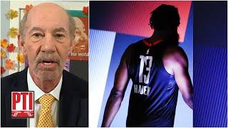 The Houston Rockets are a dumpster fire right now – Tony Kornheiser | Pardon The Interruption