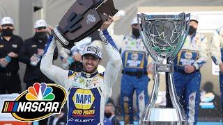 NASCAR Cup Series Season Finale 500 | EXTENDED HIGHLIGHTS | 11/8/20 | Motorsports on NBC